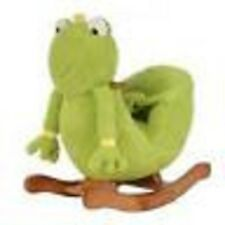 Green Rocking Frog Baby Infant Toddler Rocking Toy Play Quality