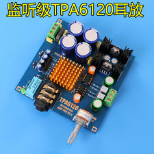 TPA6120 Headphone Amplifier HIFI AMP Kit for DIY