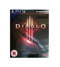 Diablo III (Sony PlayStation 3, 2013) - US Version