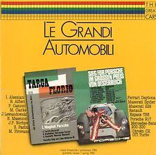 1985 LE GRANDI AUTOMOBILI 11 FERRARI DAYTONA MASERATI SPIDER 228 PORSCHE 917