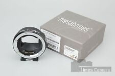 *Near Mint* Metabones Auto Adapter Mark III 3  EF to E Mount, Canon EF to Sony E