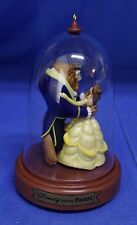 Beauty Beast Belle Magical Night Christmas Ornament Music Motion Disney Hallmark