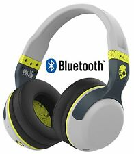 SkullCandy HESH 2 Wireless Bluetooth Stereo Headphones On-Ear Controls Mic+3