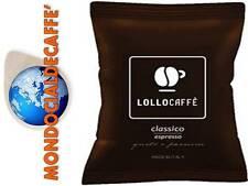 300 CAPSULE CAFFE LOLLO CLASSICO COMPATIBILI LAVAZZA ESPRESSO POINT +CREMA AROMA