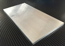 4'' X 1/4'' INCH X 200MM ALUMINUM BAR BILLET ENGINEERING MODELMAKING MILLING