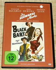 Die schwarze Maske (1948) Yvonne DeCarlo, Dan Duryea, Jeffrey Lynn, DVD, gebr.