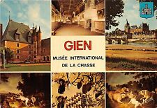 BR13867 Gien Musee International de la chasse  france