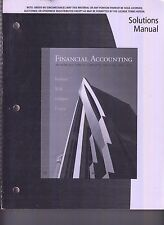 Financial Accounting Solutions Manual 13th Edition NO WRITING  (E1-36)
