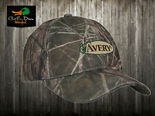 AVERY GREENHEAD GEAR GHG FITTED LOGO BALL CAP HAT BUCK BRUSH CAMO BB LARGE L