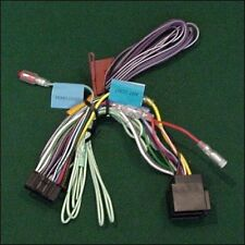 Kenwood DNX521DAB DNX-521DAB DNX 521DAB Power Loom Wiring Harness Lead Cord ISO