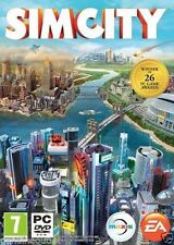 SimCity (PC GAMES, 2013) - EA SPORTS - FREE SHIPPING