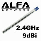 WiFi/Wireless Wi-Fi Networks 2.4GHz Alfa 9dBi antenna