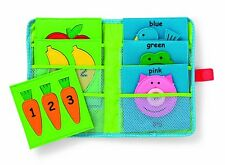 NEW MANHATTAN TOY COUNT & SORT TOTE/CLOTH BOOK