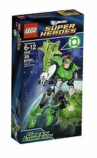 Lego DC Universe Super Heroes Green Lantern Set 4528 New In Box