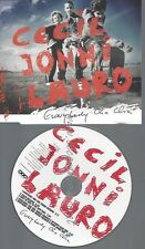 CD--PROMO--CECIL JONNI LAURO--EVERYBODY CH ACHA--STEPHAN REMMLER