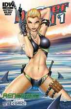 Danger Girl Renegade #1 Jamie Tyndall Yesteryear Comics variant