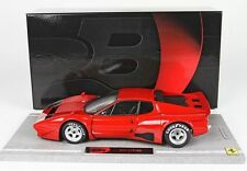BBR 1975 Ferrari 365 GT4 BB Presentation Red LE 130pcs 1:18 BBRC1813B*New Item!