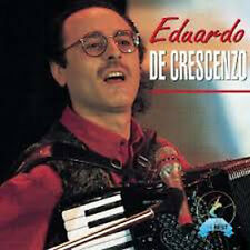 CD EDUARDO DE CRESCENZO OMONIMO NUOVO ORIGINALE SIGILLATO NEW ORIGINAL SEALED