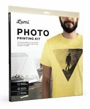 Lumi Inkodye Photo Printing Kit - CREATE YOUR OWN T-SHIRTS/FABRICS (RRP £29!)