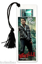 Film Cell Genuine 35mm Laminated Bookmark USBM620 Harry Potter Deathly Hallows