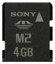 Memory Stick  Micro M2 * 4 GB * Sony