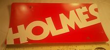 Vintage Advertising Dealership Plastic License Plate Auto Dealer Oswego IL