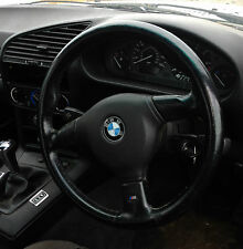 BMW E36 M-TEC MTEC 2 STEERING WHEEL 370mm Good Condition
