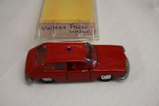 SCHUCO 1:66 824 VW 411 FEUERWEHR TOP!OVP!!  JS15/37