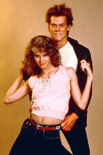 Footloose Color Kevin Bacon Lori Singer 11x17 Mini Poster