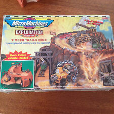 Micro Machines Exploration Earth, Timber Trails Mine 1997
