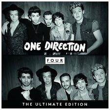 One Direction   FOUR    Ultimate Edition    **Brand New  CD**