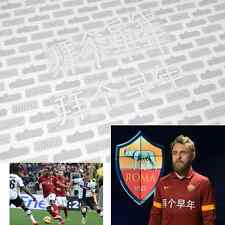 Chinese wishes, sponsor, AS Roma 2014-15