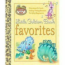 Dinosaur Train Little Golden Book Favorites (Dinosaur Train), Posner-Sanchez, A
