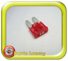FUSE Micro2 Style 9mm 10 Amp Red FOR 2015 MAZDA BT50 UR
