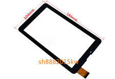 """New Capacitive Touch Screen Digitizer for 7"""" inch Explay Hit 3G Tablet black F1"""