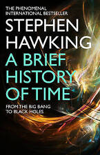 A BRIEF HISTORY OF TIME - STEPHEN HAWKING - BRAND NEW