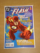FLASH SECRET FILES AND ORIGINS #1 DC COMICS ORIGIN NOVEMBER 1997