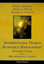 International Human Resource Management: Managing People in a Multinat-ExLibrary