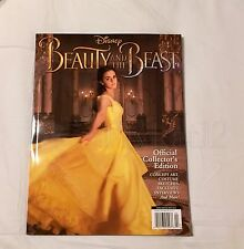 Disney Live Action Beauty and the Beast Official Collectors Edition Magazine