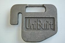 Tractor pulling, suit case weights, garden tractor pulling, Unibuilt