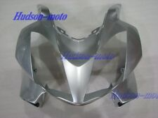 Front Nose Cowl Upper Fairing For Honda Interceptor 800 2002-2009 VFR800 Silver