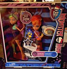 Monster High Wolf Sisters Clawdeen And Howleen Dolls 2-Pack store exclusive