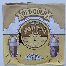 PYTHON LEE JACKSON In a broken dream / if the world .. OLD GOLD OG 9004
