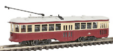 N scale Bachmann Spectrum Toronto TTC Peter Witt Street Car with DCC 84651