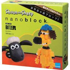 Ovino: Bitzer-Shaun the Nanoblock NBH-069 Micro bloque de construcción