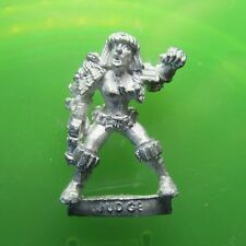 Hershey femenino Judge dredd i.p.c ciudadela gw games workshop Judges 2000 A.D