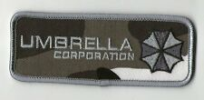 PARCHE RESIDENT EVIL UMBRELLA CORPORATION NIEVE TIRA PATCH
