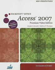 New Perspectives on Microsoft Office Access 2007, Introductory, Premium Video Ed