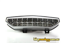 Kawasaki GTR1400 2007-2008 Integrated LED Tail Light in Clear Lens.
