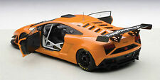 Autoart 2013 LAMBORGHINI GALLARDO GT3 FL2 ORANGE Metallic Composite 1/18 In Stok